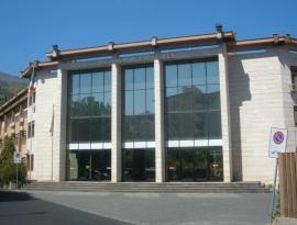 Palazzo di giustizia di Patti